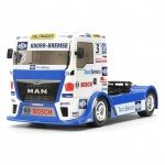 Tamiya Team Hahn MAN TGS TT-01E 1/14 Racing Truck (Unassembled Kit) - 58632