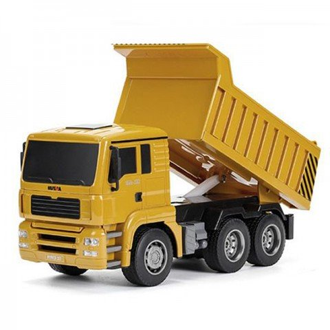 Huina 1/18 Radio Controlled Dump Truck with 2.4Ghz Transmitter - CY1332