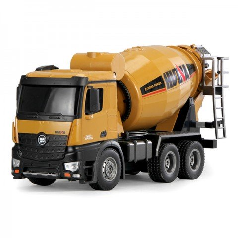 Huina 1/14 Radio Controlled Cement Mixer Truck 2.4Ghz Radio System - CY1574