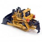 Huina 1/50 Diecast Bulldozer Earthmover Static Diecast Model - CY1700