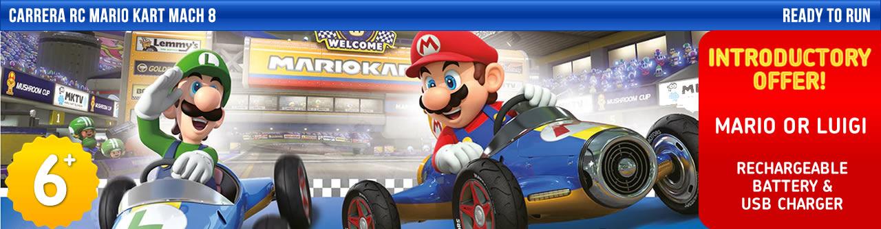 Mach 8 Mario