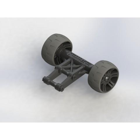 Wheelie Bar Set Outcast / 6S