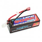 Voltz 5000mAh 3S 11.1v 50C Hardcase LiPo Stick Battery Pack with Deans Connector - VZ0343