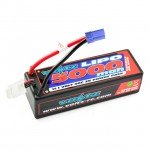 Voltz 5000mAh 3S 11.1v 50C Hardcase LiPo Stick Battery Pack with EC5 Connector - VZ0343EC5