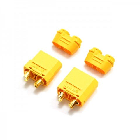 Etronix XT90 Connector Male and Female (1 Pair) - ET0788